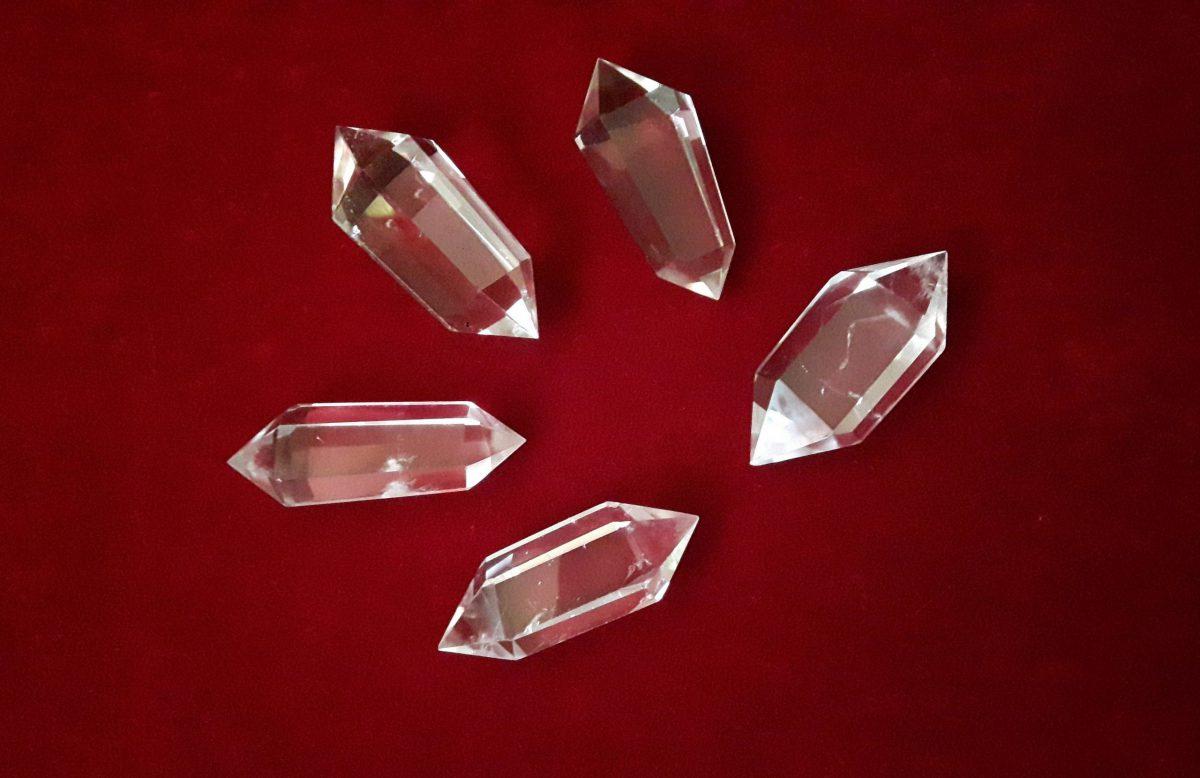 kryształ górski - wróżka Ksymena-Wielki Mistrz Reiki