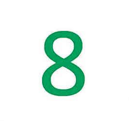 8 rok osobisty - wróżka Ksymena-numerolog