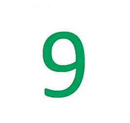 9 rok osobisty - wróżka Ksymena-numerolog
