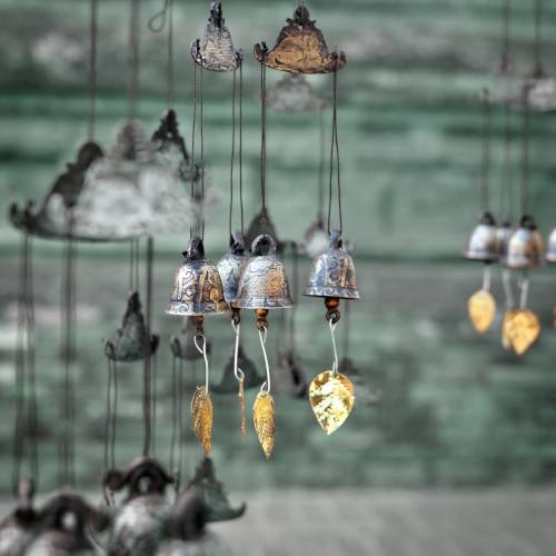 dzwonki oczyszczają energetycznie - wróżka Ksymena-Wielki Mistrz Reiki