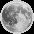 Kalendarz księżycowy - wróżka Ksymena