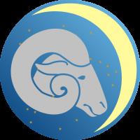 Księżyc w Baranie- Księżyc w znaku Barana - wróżka Ksymena