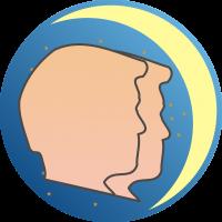 Księżyc w Bliźniętach - Księżyc w znaku Bliźniąt - wróżka Ksymena