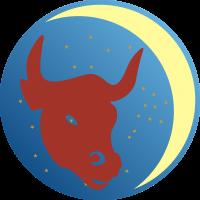 Księżyc w Byku- Księżyc w znaku Byka - wróżka Ksymena