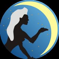 Księżyc w Pannie - Księżyc w znaku Panny - wróżka Ksymena