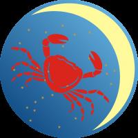 Księżyc w Raku - Księżyc w znaku Raka - wróżka Ksymena