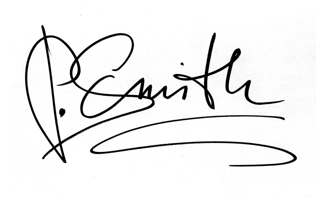 Podpis - wróżka Ksymena-numerolog