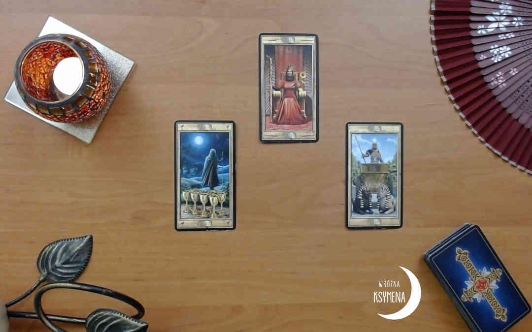 Pytania do kart rozpoczynające się od Czy…? - wróżka Ksymena