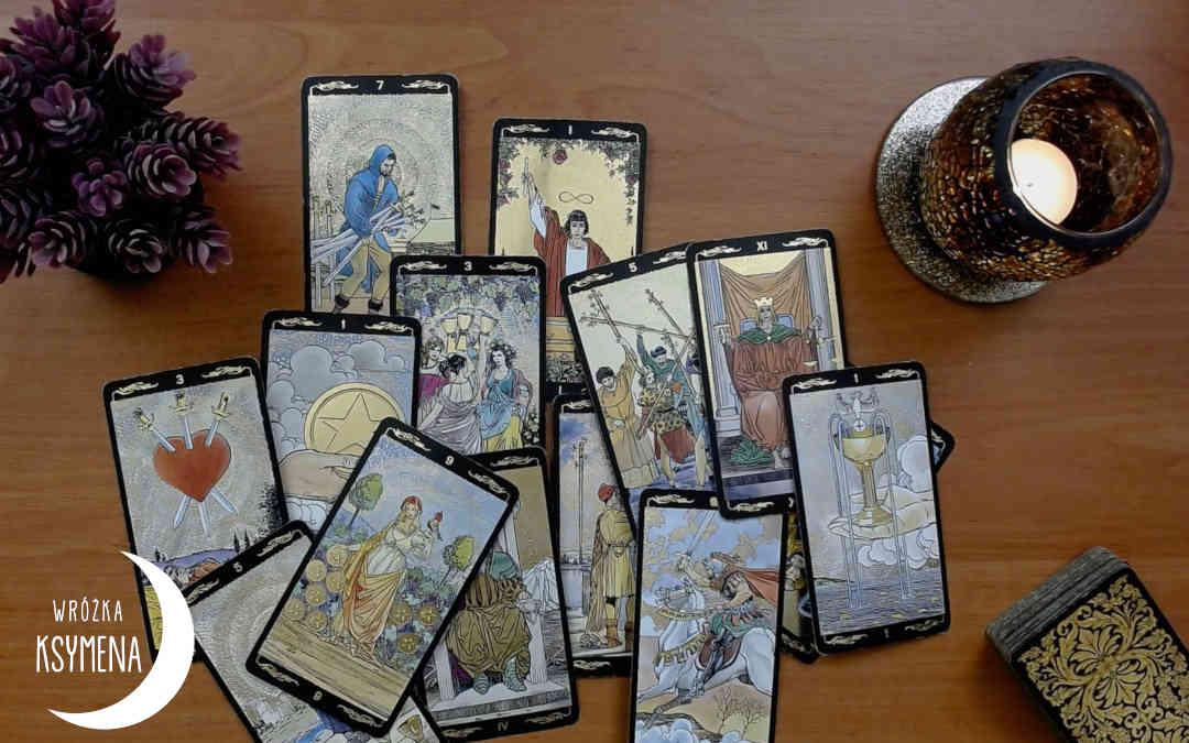 pytanie do kart - tarot - wróżka Ksymena